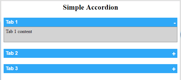 accordion_Jquery
