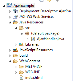 AJAX Example using Servlet and JAVA – ASB Notebook