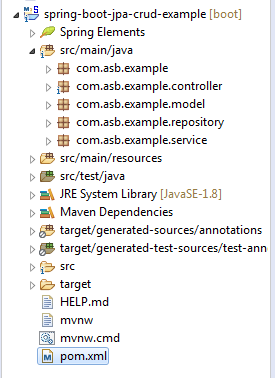 Spring Data JPA CRUD Example – ASB Notebook