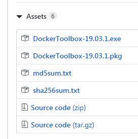 Docker installation using docker toolbox on windows 7 system