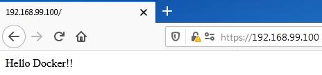 Docker spring boot HTTPs example
